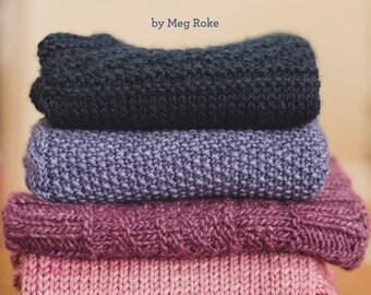 Gansey Kids (e-book with 10 knitting patterns)