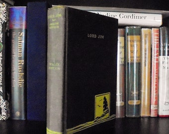Lord Jim: A Romance by Joseph Conrad Malay Edition 1929, Doubleday Doran Vintage Adventure Fiction Hardcover Book Classic Literature