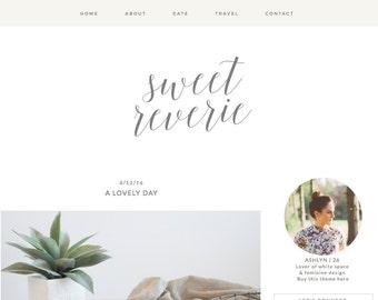 Blogger theme - Responsive Blogger Template - Blogger templates - Blogger themes - Fashion blogger - Feminine blogger - Beauty blog