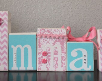 Lace Pearl Baby Shower- Pearl Lace Baby Shower- Pink Chevron Nursery- Aqua Pearl Nursery- Modern Baby Shower- Turquoise Modern Chic Nursery
