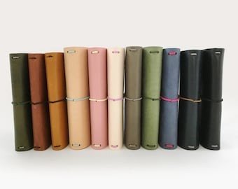 Traveler's Notebook Cover // Fauxdori // Field Notes Cover // Moleskine Cover - Made to Order - Customization