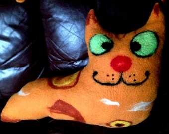 Decorative Pillow - Cat