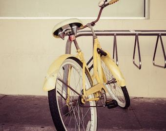 Vintage Cruiser Bicycle Photo