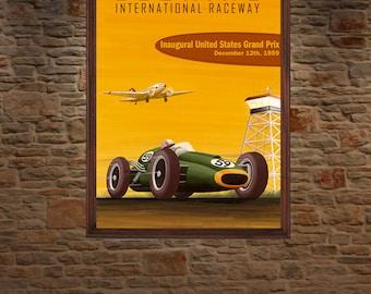Lotus at Sebring 1959