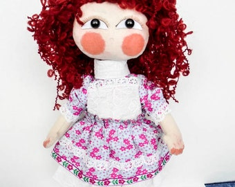 Handmade Ragdolls toy baby doll fabric baby dolls for baby rag dolls for babies kids doll fabric kids toys cloth baby dolls toy kids dolls
