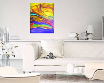 ABSTRACT PAINTING, Abstract Art, Small Abstract Painting,Modern Art, Abstract Art, Canvas Painting, Original Artwork, Avant-Garde Painting