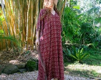 Kaftan Dress, Extra long Kaftan, Caftan, Cover up, Long Dress