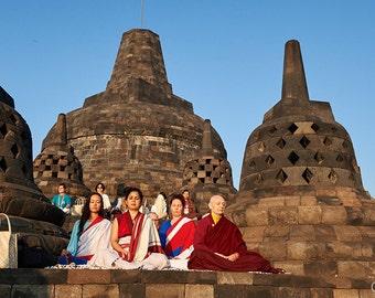 Borobudur Temple, Indonesia, 2015