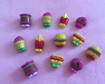 Junk Food Toys