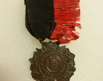 Original Order of the Serpent Medal