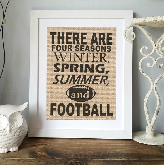 Football Man Cave Gifts : Football season decor man cave sign