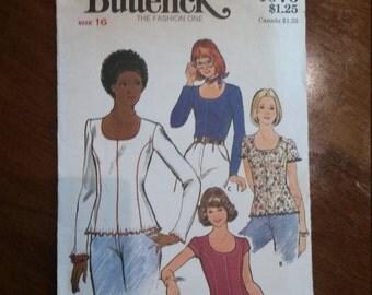 Butterick 4076 Knit Top