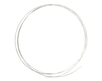 5 Feet Soft SS65 1/4 T. oz Silver Solder Wire Tool for Jewelry Making and Repair - SOLD-0066