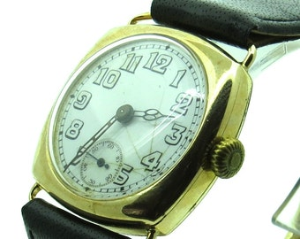 A Gents 15 Jewel Watch - circa 1924 (SKU91)