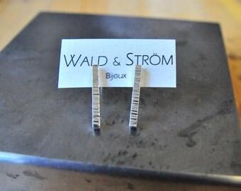 Lisa earrings  (silver)