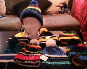 boys knit hat