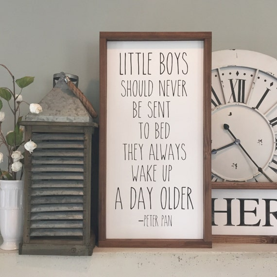 Little Boys Bed: Little Boys Should Never Be Sent To Bed They By SKWoodDesigns