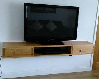 Modern floating TV unit