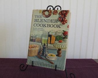 The Blender Cookbook, Vintage Cookbook, 1961