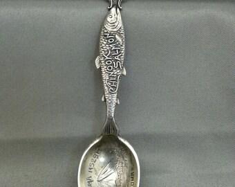 Chinook Salmon Washington Spoon