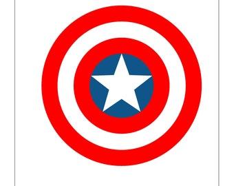 Captain America Helmet Stand