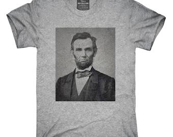 Abe Lincoln T-Shirt, Hoodie, Tank Top, Sleeveless