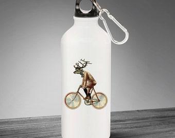 Drink Bottle - Deer Hunter