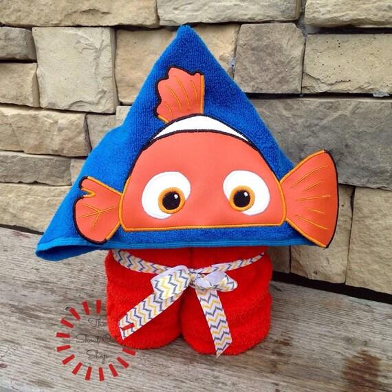 Finding Nemo Bath Towel Set: Items Similar To Nemo
