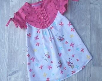 Sandy Pink Tunic - size 2