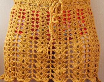 Crochet skirt pattern, Womens lace skirt pattern, lace skirt pattern PDF, tutorial pattern skirt, Summer skirt, Crochet skirt Pattern