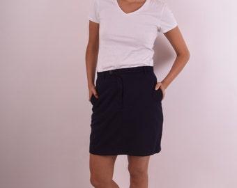 Vintage Jil Sander Skirt Made in Italy (579)