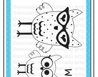 """SALE! Who Loves You - 2""""x3"""" Stamps Set"""