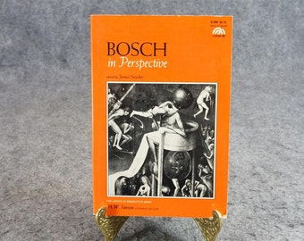 Bosch In Perspective By James Snyder C. 1973.