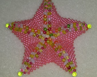 Large Beaded Starfish
