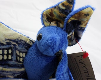 Dr. Who Bat Plush -- Furrmiliars