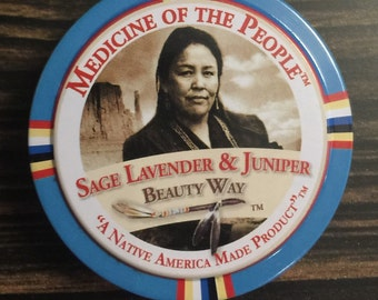 Sage Lavender & Juniper Beauty Wax