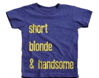 Niño gracioso   Camiseta   Niños divertidos   Camiseta   Camiseta niño lindo   Para niño