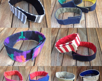 Scrap Pant Straps - Reversible and Sustainable