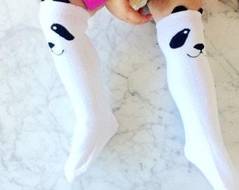 Knee High Baby Socks