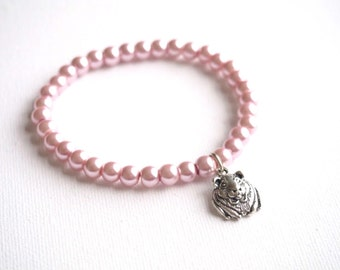 Guinea pig bracelet