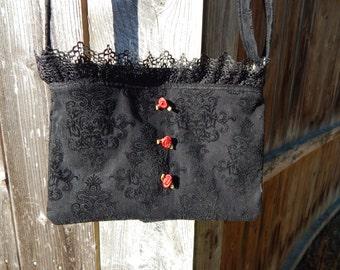 Victorian Style Crossbody Bag