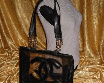 Genuine Vintage Chanel Bag !! Made in France