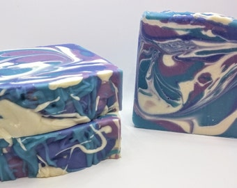 Patchouli Passion Soap, Handmade, Handcrafted,four butters,soap,artisan soap