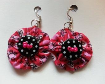 Yoyo Earrings