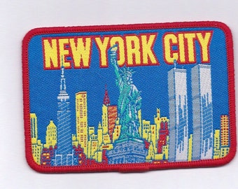 Vintage New York City Patch