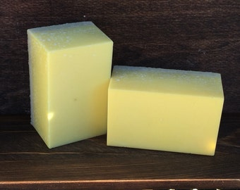 The Ugly Moisturizing Bar, Shea Butter Cocoa Butter Soap Coconut Oil