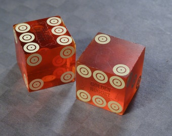 Golden Nugget Casino Dice