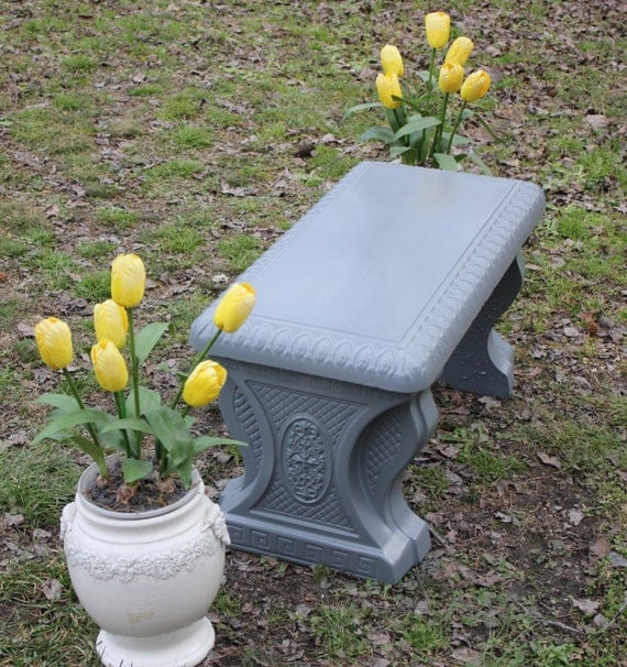 Cement Bench Molds : Concrete bench mold set with arch leg molds free shipping