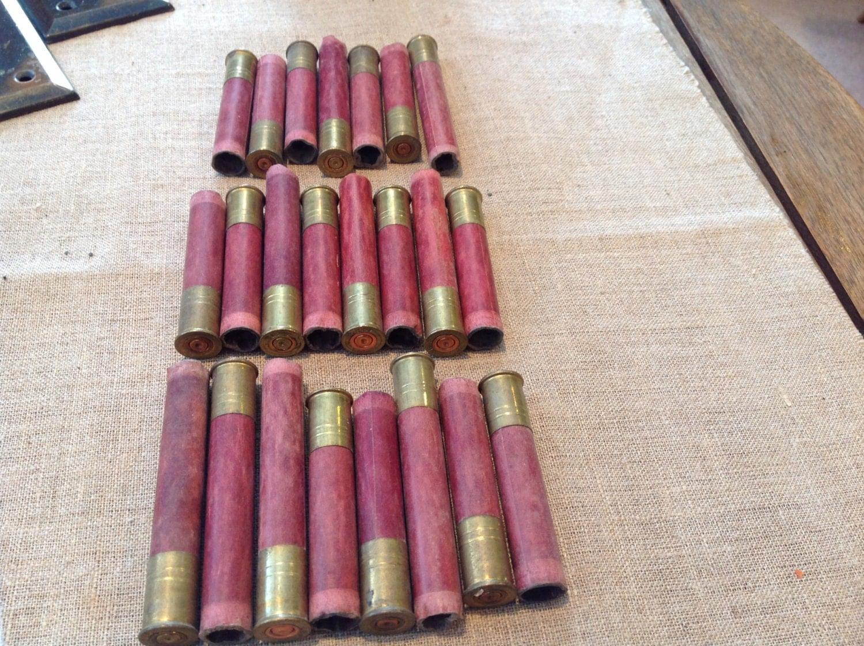 Vintage Empty 410 Gauge Shotgun Shells From Baxatreasures