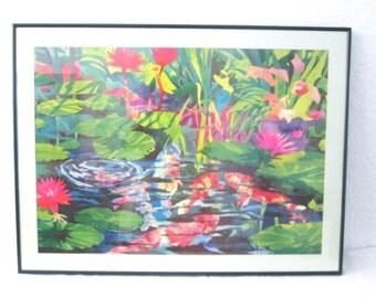 Koi - Framed Print
